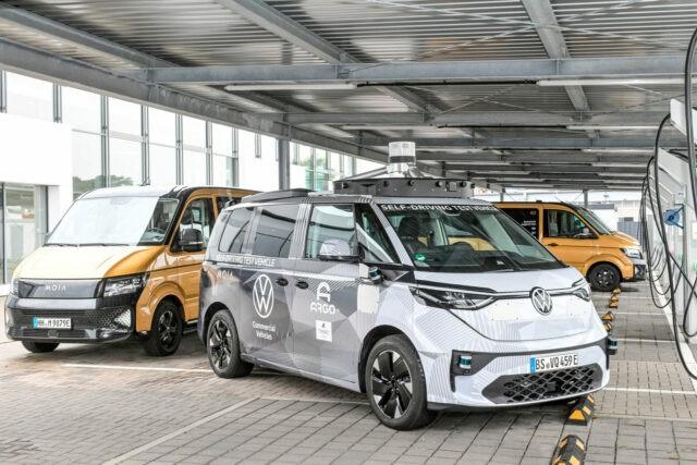 Volkswagen intelligente Mobilitätslösungen