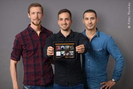 flowkey Gründerteam