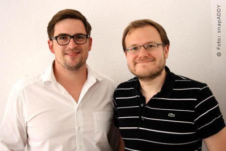 snapADDY Gründer