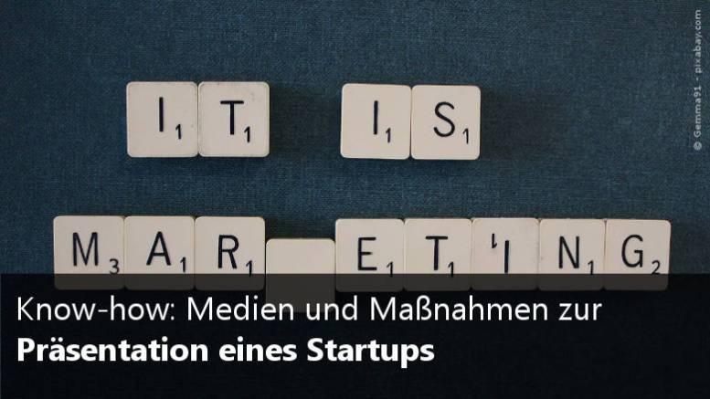 Marketing für Startups