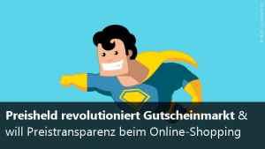Mit Preisheld online sparen