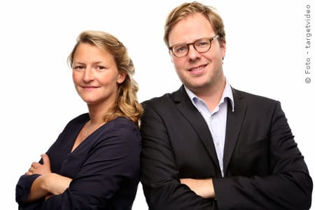 Die TargetVideo Gründer