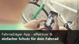Fahrradjäger App & Community