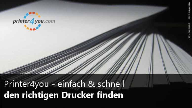 printer4you - Drucker finden