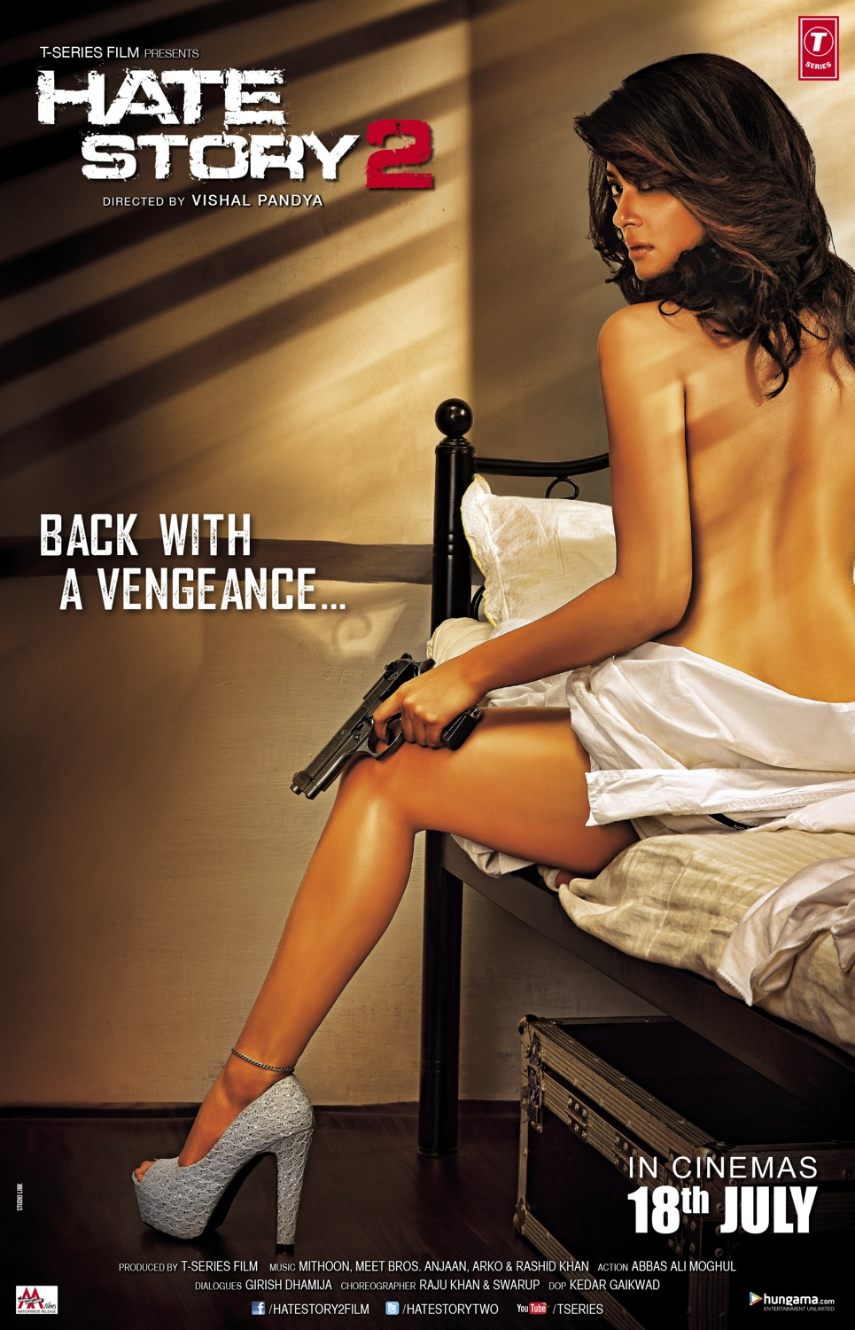 Hate Story 2 Movie Dialogues (Complete List)