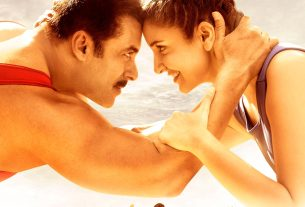 Sultan Movie Poster Salman Khan And Anushka Sharma
