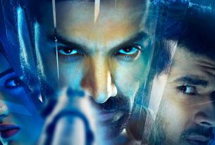 Force 2 Movie Poster Full HD Desktop Wallpaper John Abraham Sonakshi Sinha Tahir Raj Bhasin
