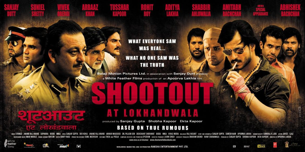 Shootout at Lokhandwala Movie Dialogues (Complete List)