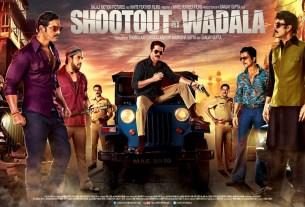 Shootout At Wadala Movie Poster Full HD Desktop Wallpaper