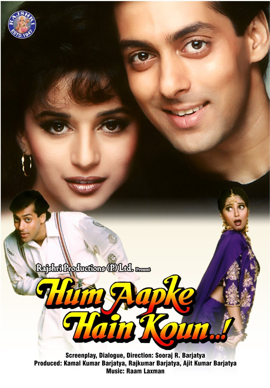 Hum Aapke Hain Koun Movie Dialogues (All Dialogues)