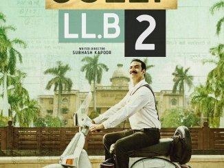 Jolly LLB 2 Movie Poster - Akshay Kumar - Full HD Wallpaper