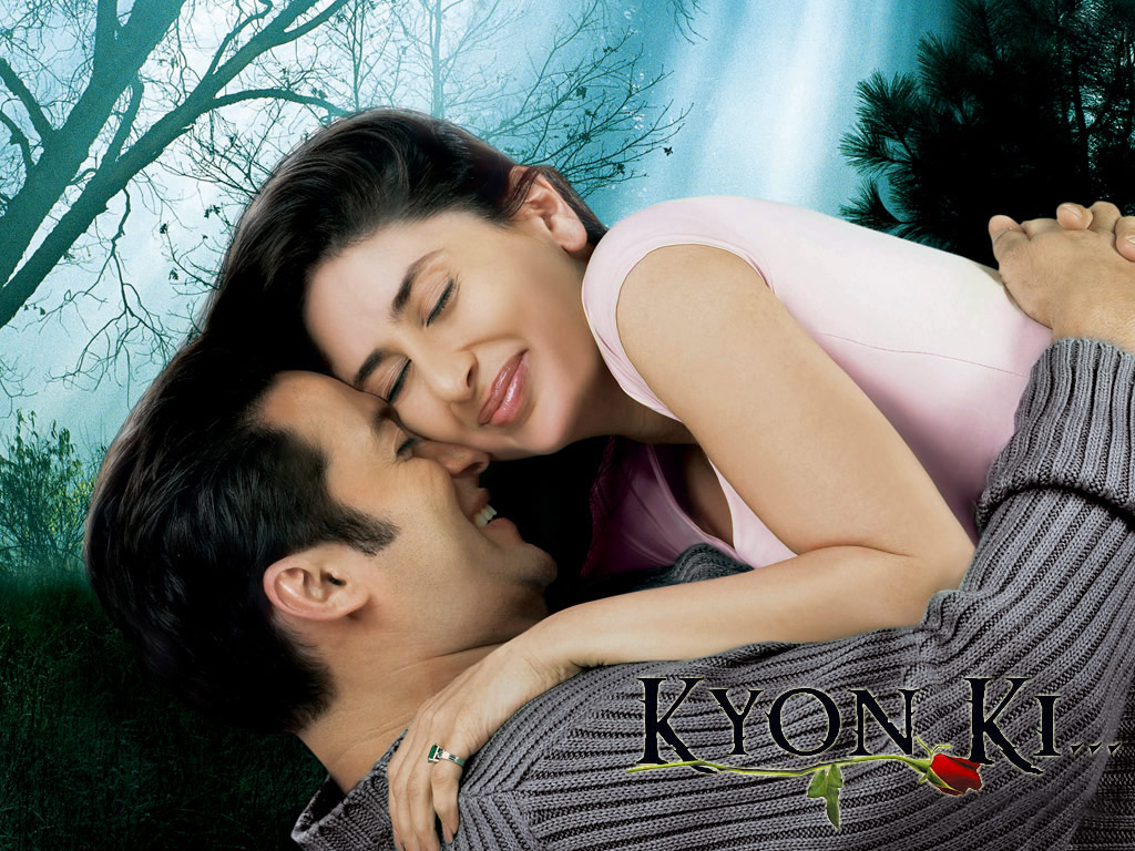 Kyon Ki Hind Movie Still Salman Khan And Kareena Kapoor Full HD Wallpaper