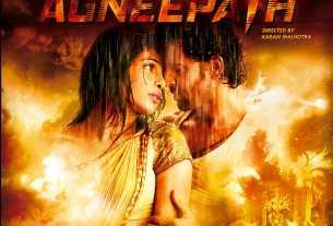 Agneepath Movie Poster - Hrithik Roshan, Priyanka Chopra - HD Wallpaper