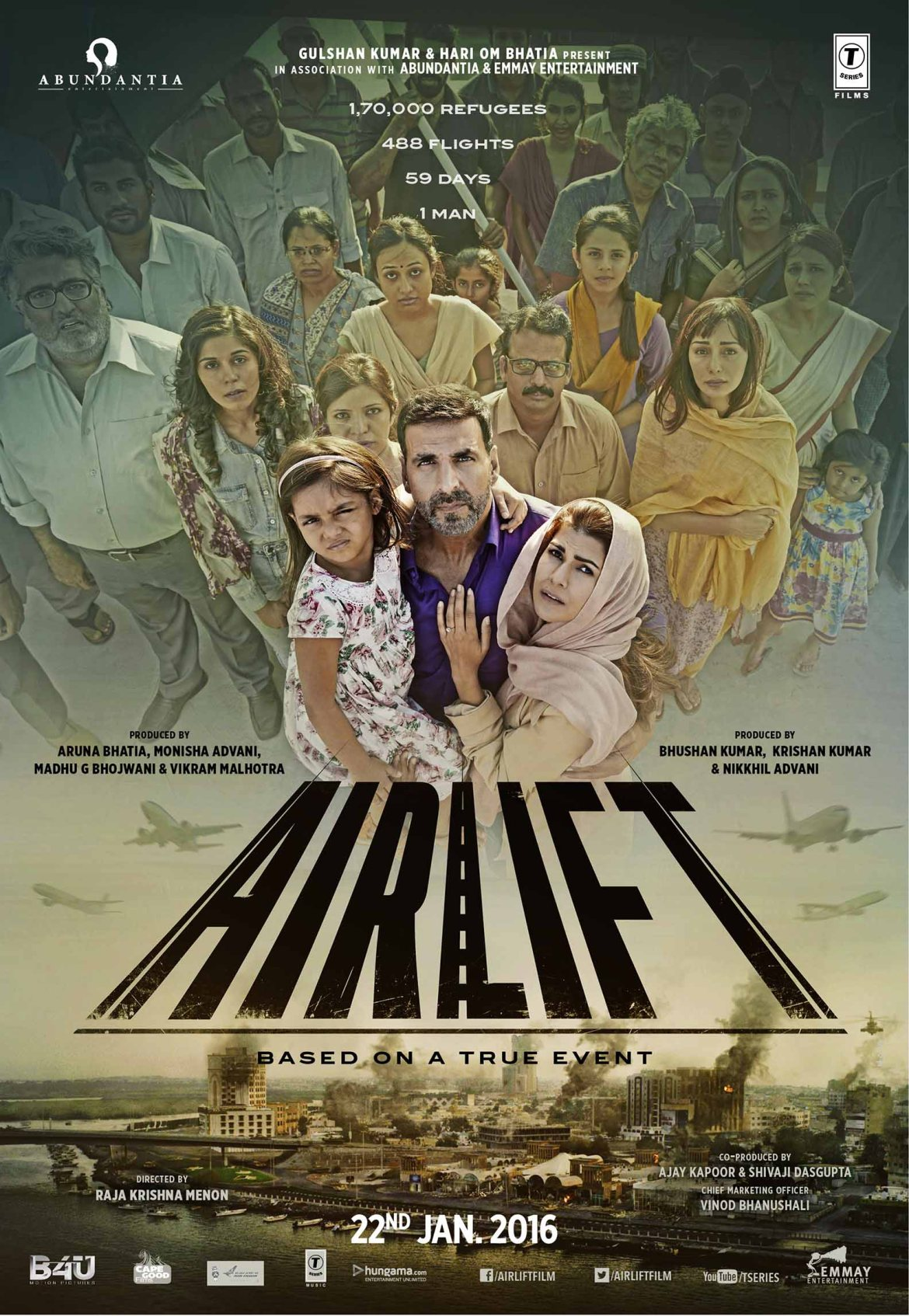 Airlift Movie Dialogues (All Hit Dialogue)