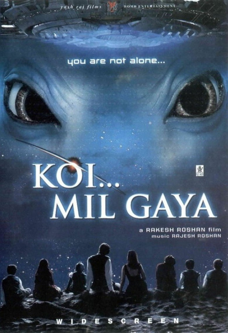 Koi Mil Gaya Movie Dialogues (Famous Quotes)