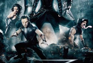 Krrish 3 Movie Poster HD Ft. Hrithik Roshan, Vivek Oberoi, Priyanka Chopra And Kangana Ranaut