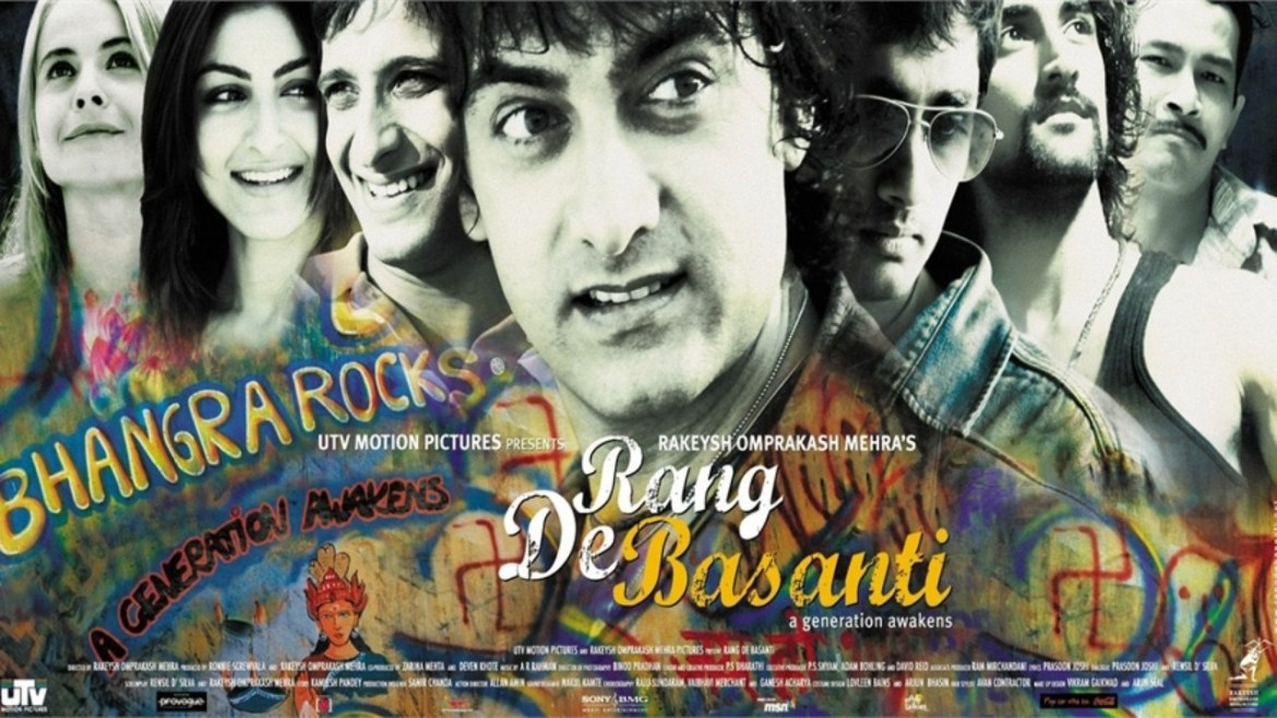 Rang De Basanti Movie Dialogues (Famous Quotes)