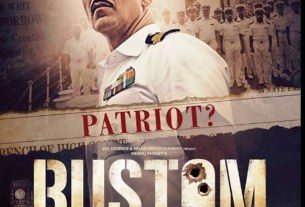 Rustom Movie Poster - Akshay Kumar - Full HD Wallpaper