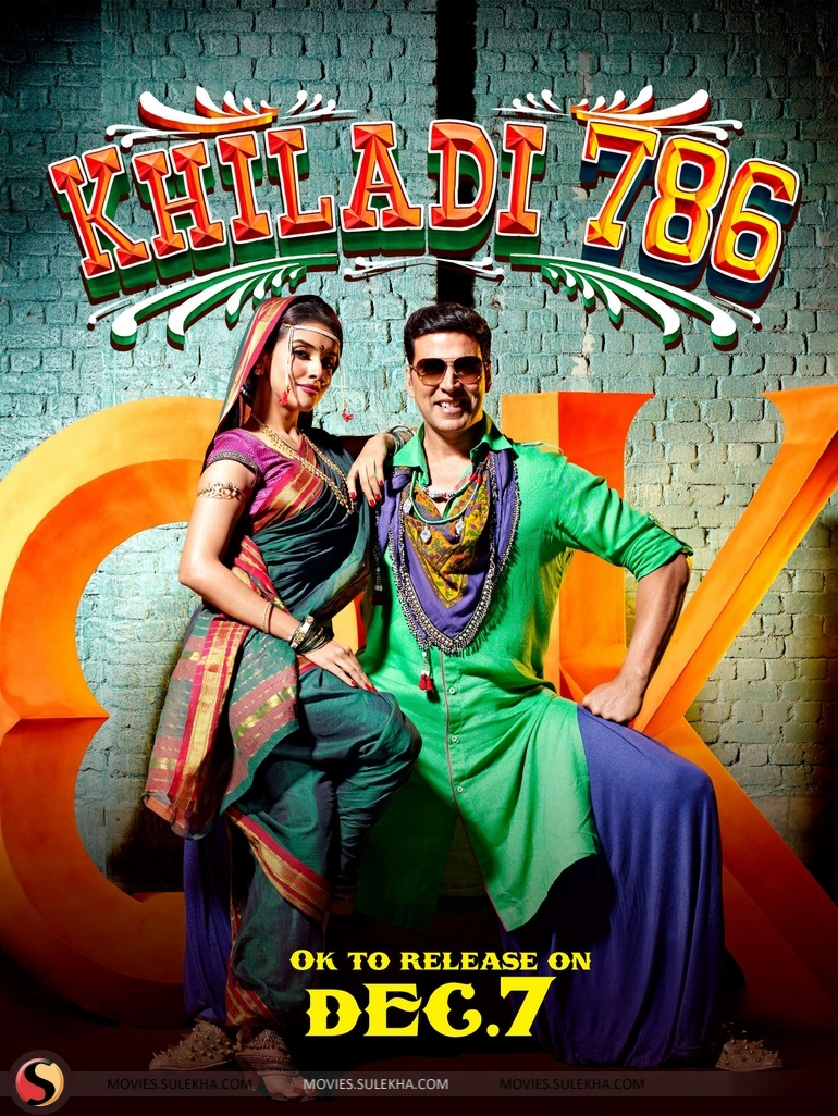 Khiladi 786 Movie Dialogues (Famous Quotes)