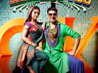 Khiladi 786 Movie Poster HD Akshay Kumar And Asin
