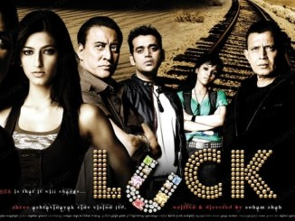 Luck Movie Poster - Sanjay Dutt, Danny Denzongpa, Mithun Chakraborty, Imran Khan, Ravi Kishan, Shruti Haasan