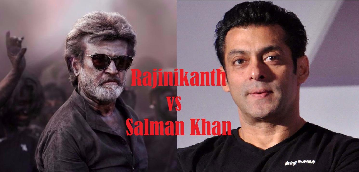 Salman Khan's Next to clash with Rajnikanth's KAALA