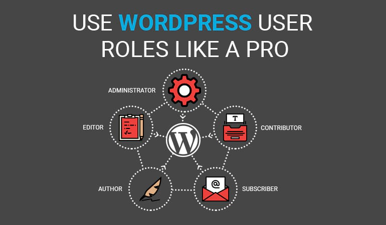 What Are The Different Types Of User In WordPress And Permissions