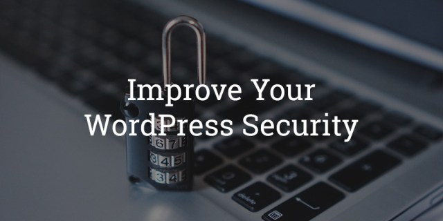 WordPress Security Configuration - Getting Started With WordPress
