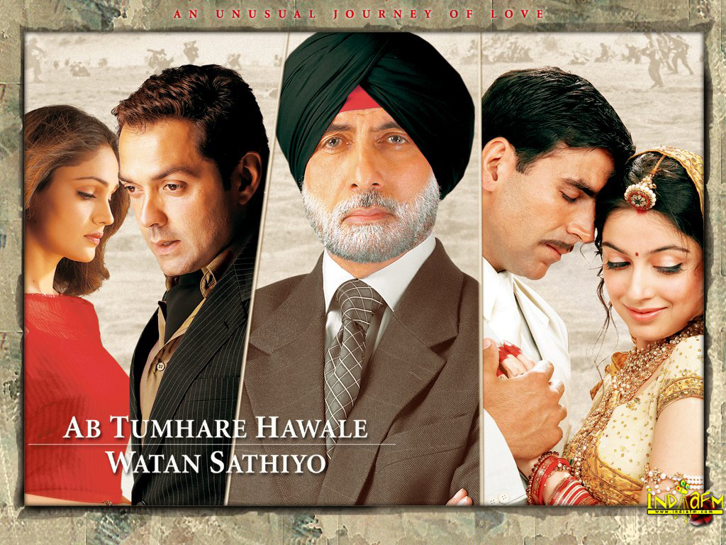 Ab Tumhare Hawale Watan Saathiyo Movie Dialogues