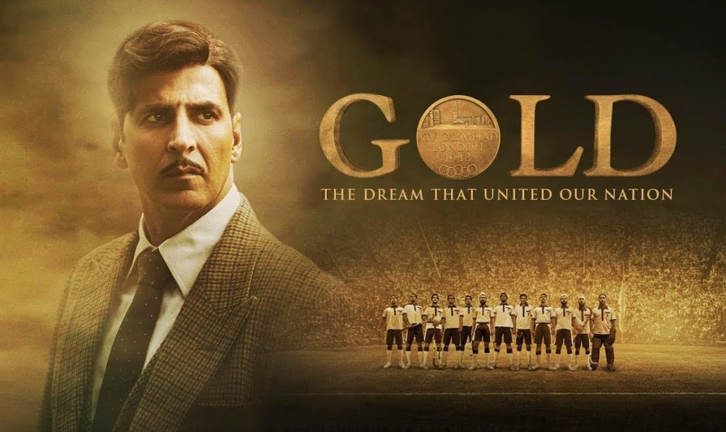 Gold Movie Poster - Akshay Kumar Full HD Wallpaper
