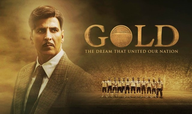Gold Movie Dialogues Poster - Akshay Kumar Full HD Wallpaper