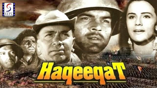 Haqeeqat 1964 Movie Full HD Poster