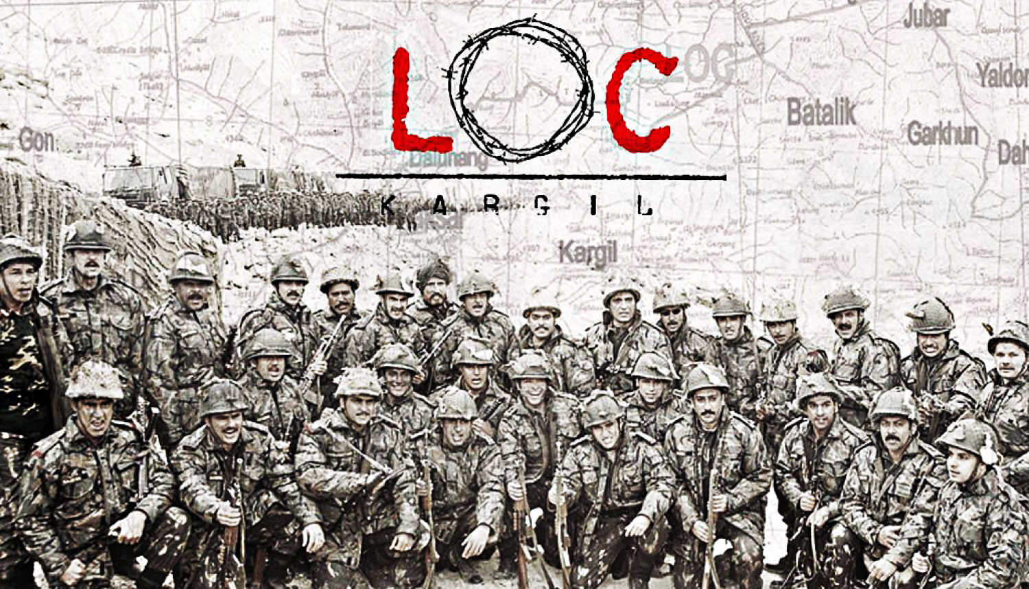 LOC Kargil Movie HD Poster