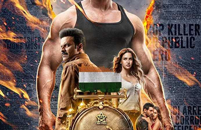 Satyameva Jayate Movie Poster - HD Desktop Wallpaper