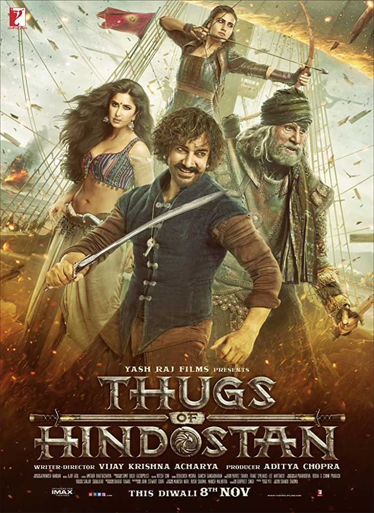 Thugs of Hindostan Movie Dialogues (Complete List)
