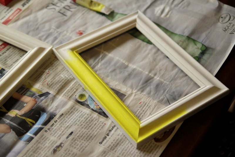 DIY – Molduras Personalizadas
