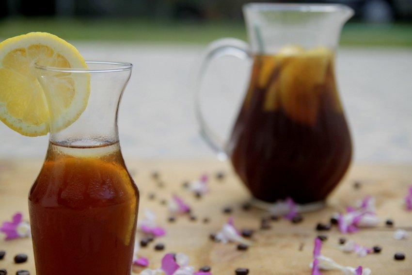 Na Cozinha – Refresco de Café/Mazagran