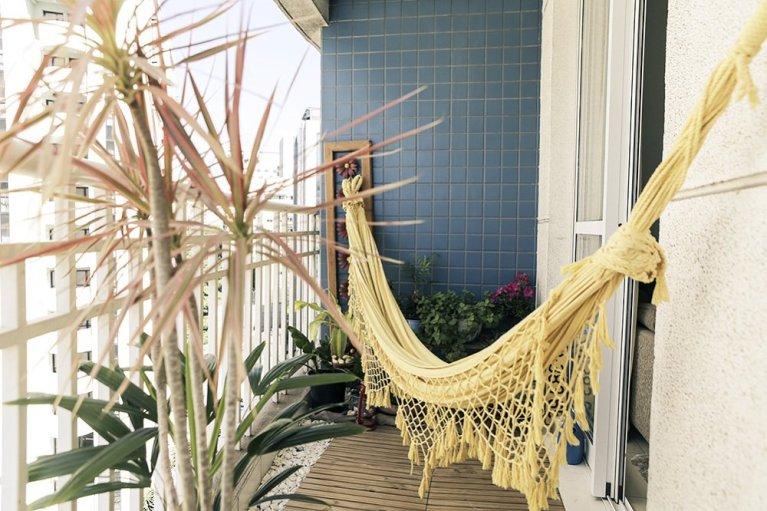 Inspiração – Decoração para varandas pequenas