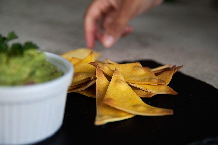 Na Cozinha – Nachos Caseiros [Receitas de Minuto]