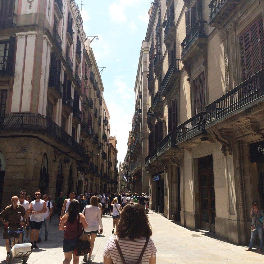 Dois dias em Barcelona #2