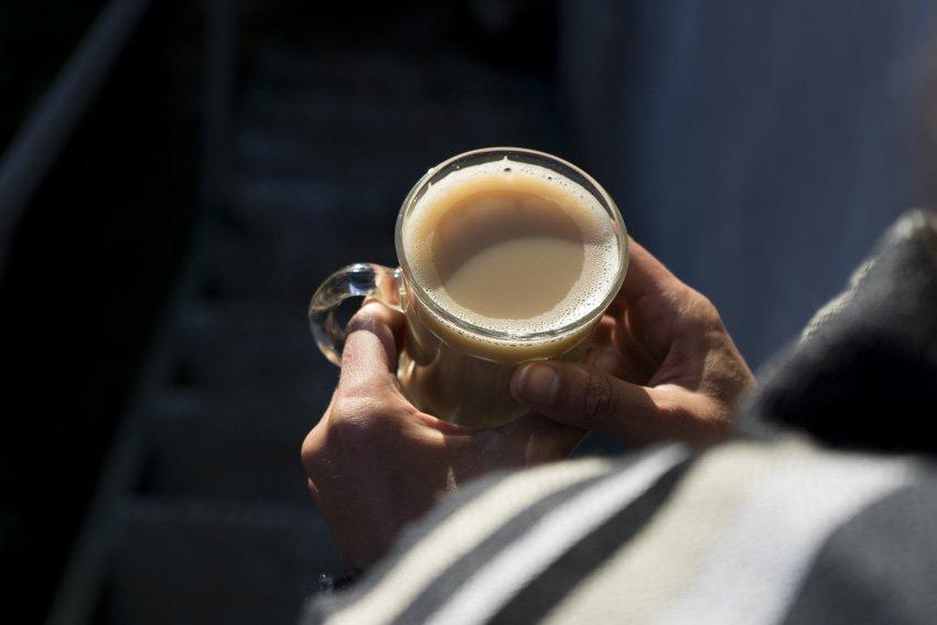 Na Cozinha – Chai Latte