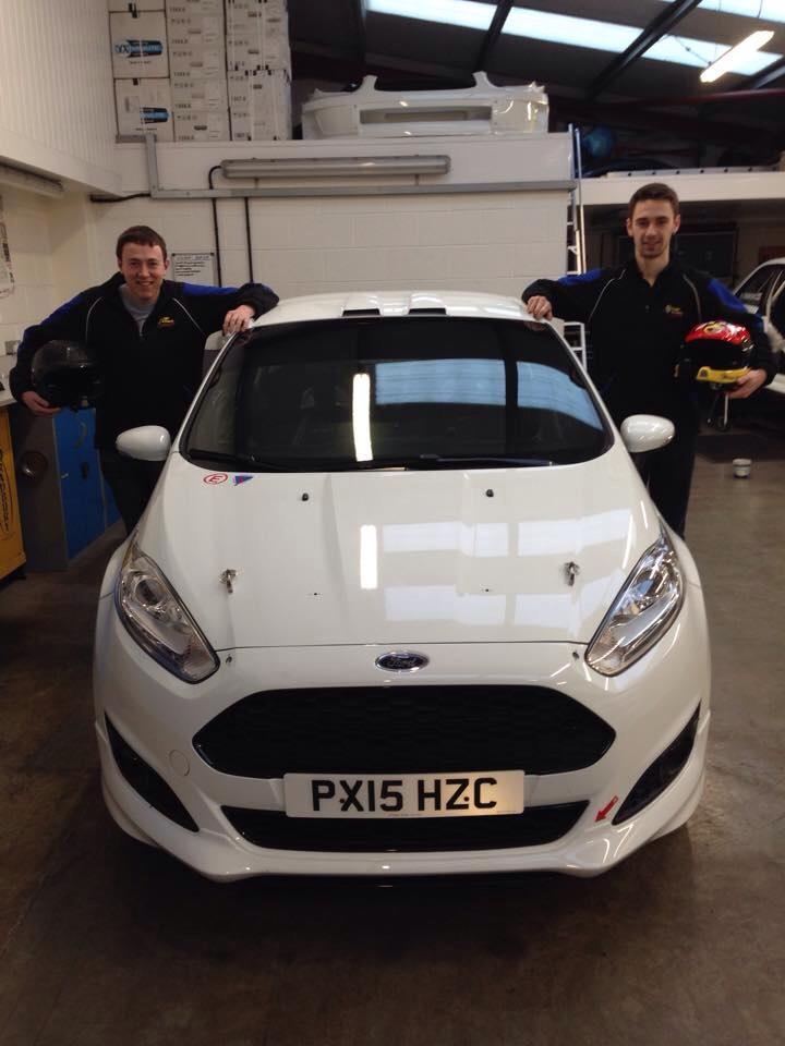 Dmack British Rally Junior Championship