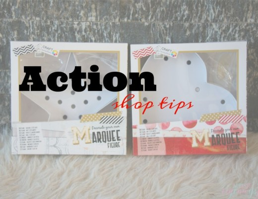 Action shop tips