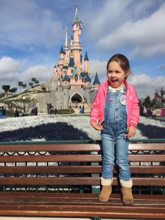 Kasteel doornroosje Disneyland parijs dagje