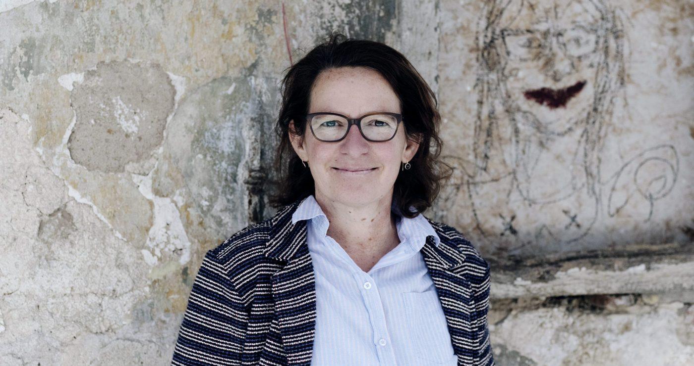 Kinderbuchautorin Margit Auer schrieb »Die Schule der magischen Tiere«