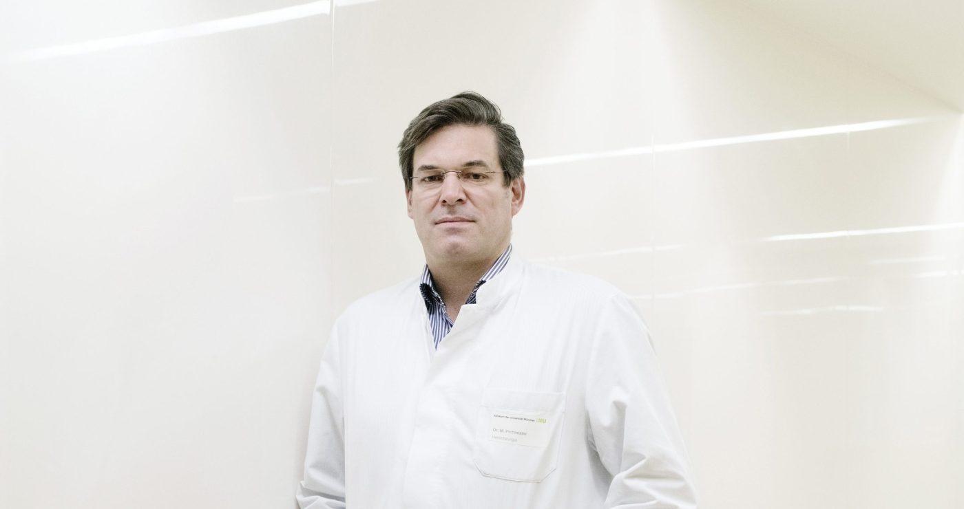 Meisterstunde: Der Aortenchirurg Maximilian Pichlmaier im Gespräch über seine Arbeit