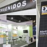 Meitrack booth Expo Seguridad Mexico