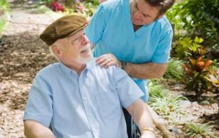 GPS tracking elderly