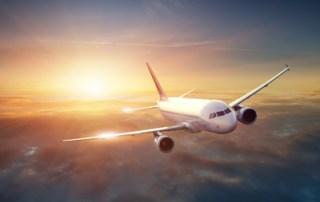 Flight tracking using GPS satellites