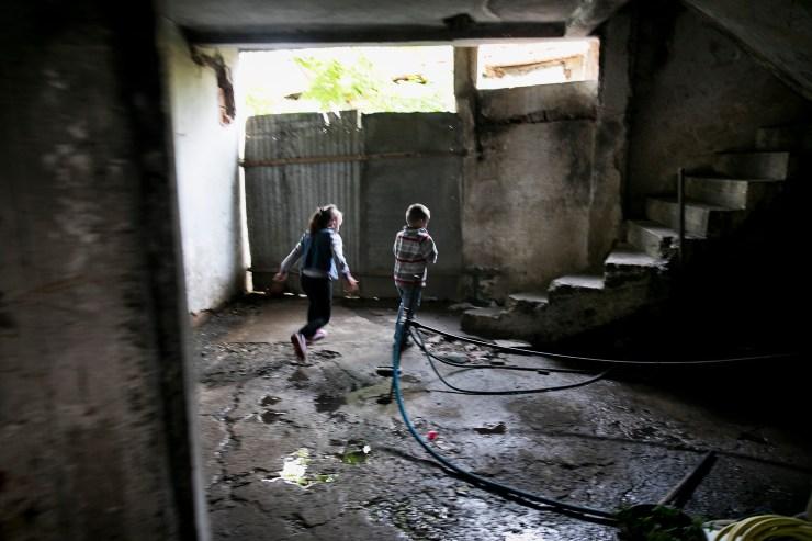 SOS Børnebyerne, Kosovo, Børnefamilie, børn,